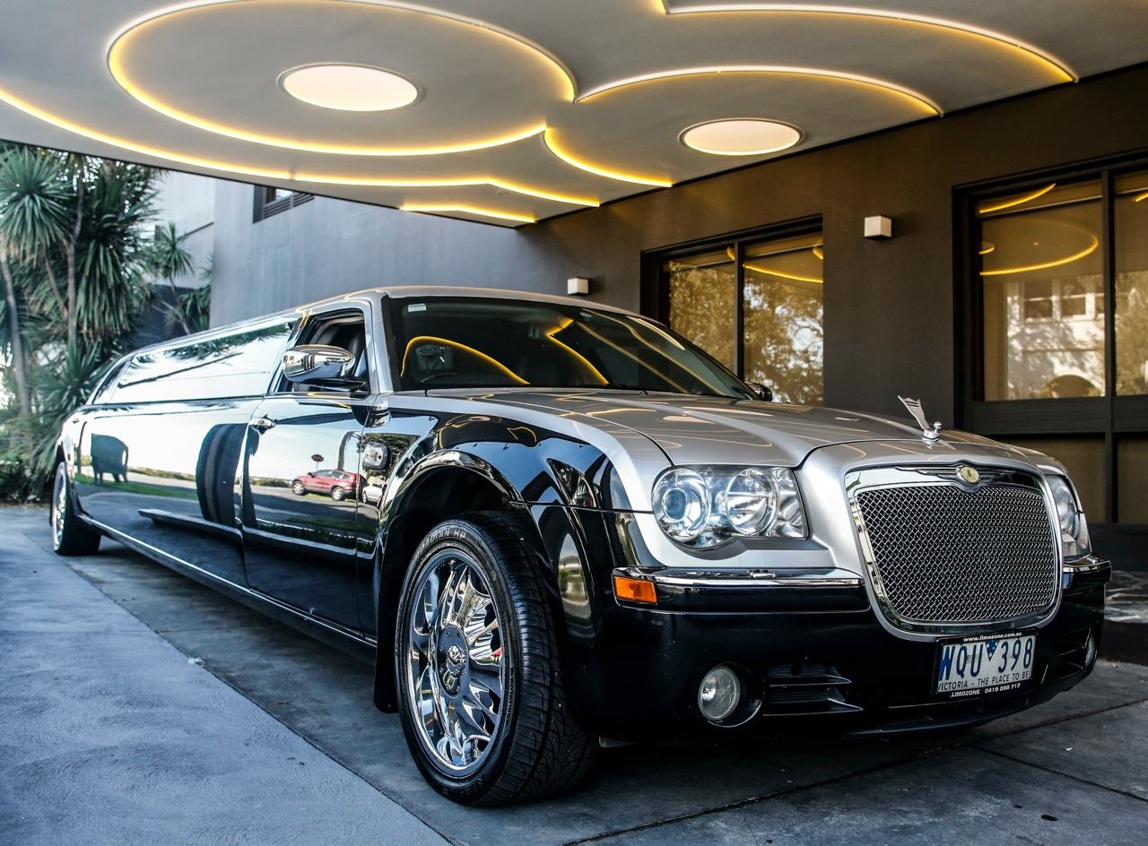 Hiring a limousine in Central London