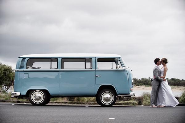 Kombi Love Wedding Van
