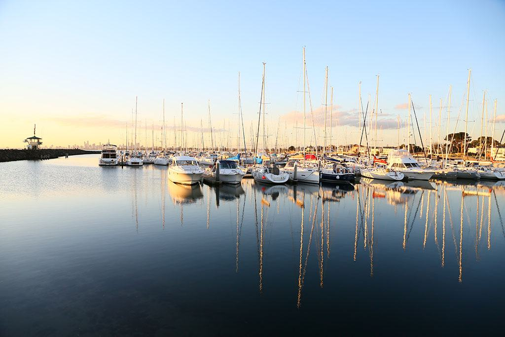 Photo of the Royal Brighton Yacht Club
