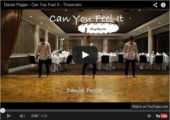 Daniel Pegler - Can You Feel It - Timomatic