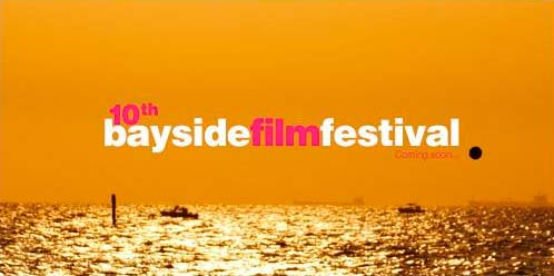 10th Bayside Film Festival promotional flyer