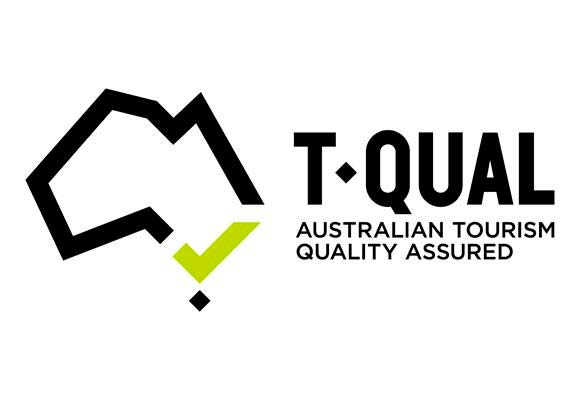 Australian Tourism Quality Assured logo