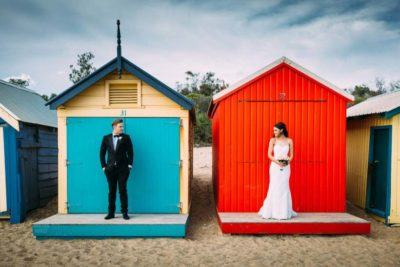 Brighton Beachbox Wedding