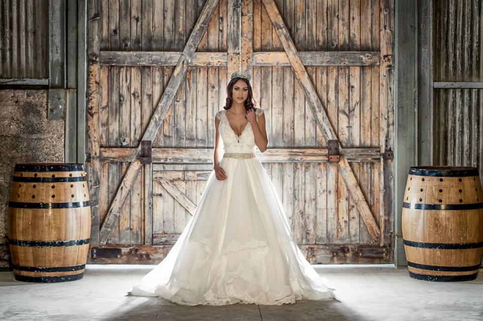 Bespoke Wedding Dresses Melbourne | Brighton Savoy