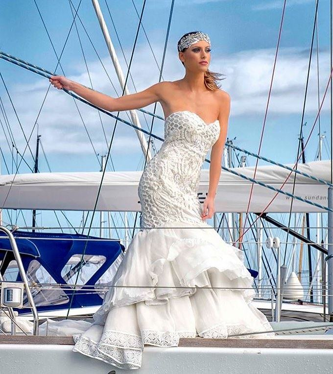 Bespoke Wedding Dresses Melbourne Brighton Savoy
