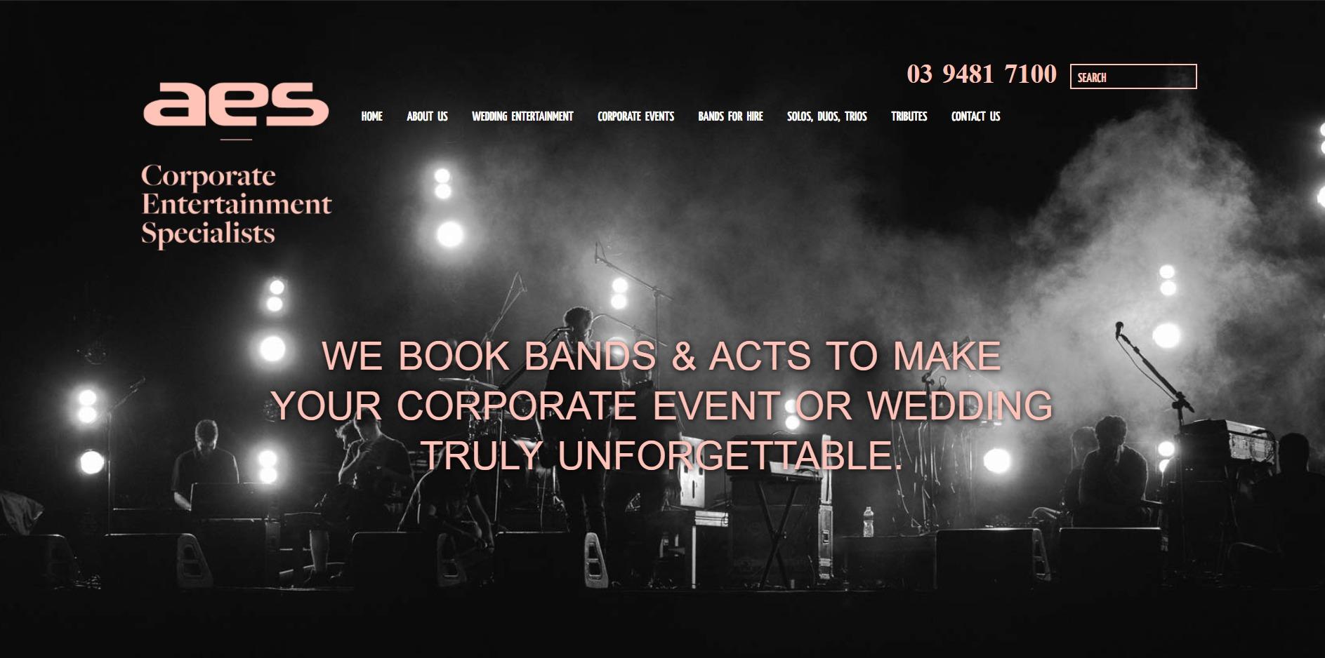 Australian Entertainment Services