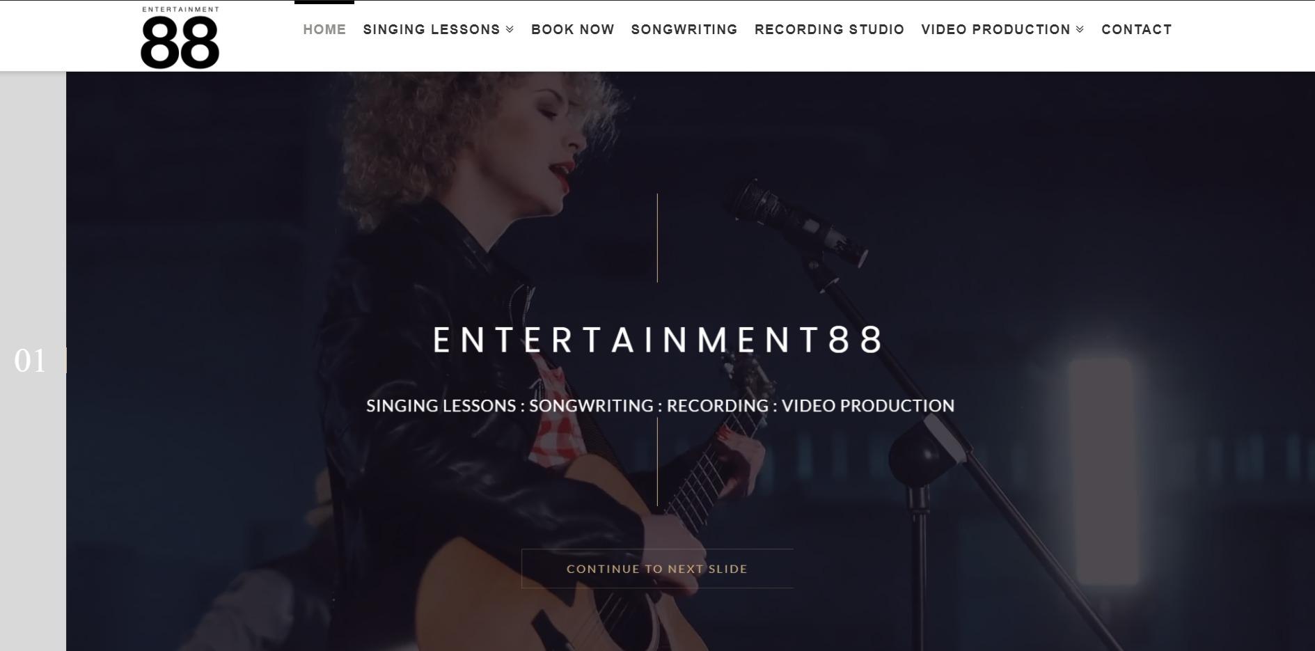 Entertainment 88