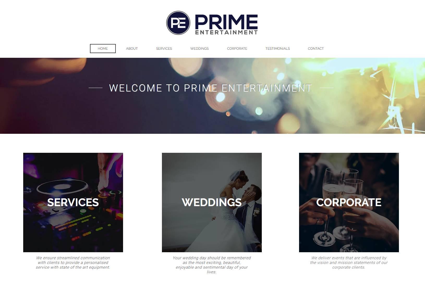Prime Entertainment Wedding Dj And Band Melbourne