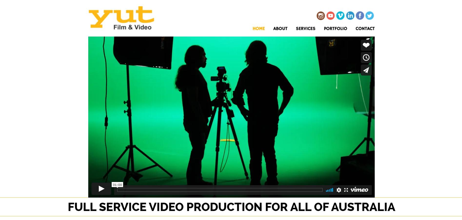 Yut Film & Video