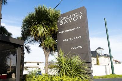Brighton Savoy Fascia