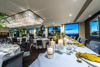 Seaview Room with Candles