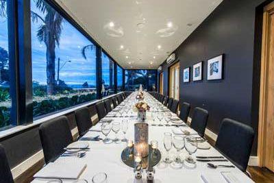 Seaview Terrace Reception