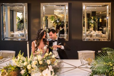 Wedding Reception Spaces