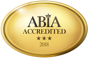 ABIA accredited member 2018