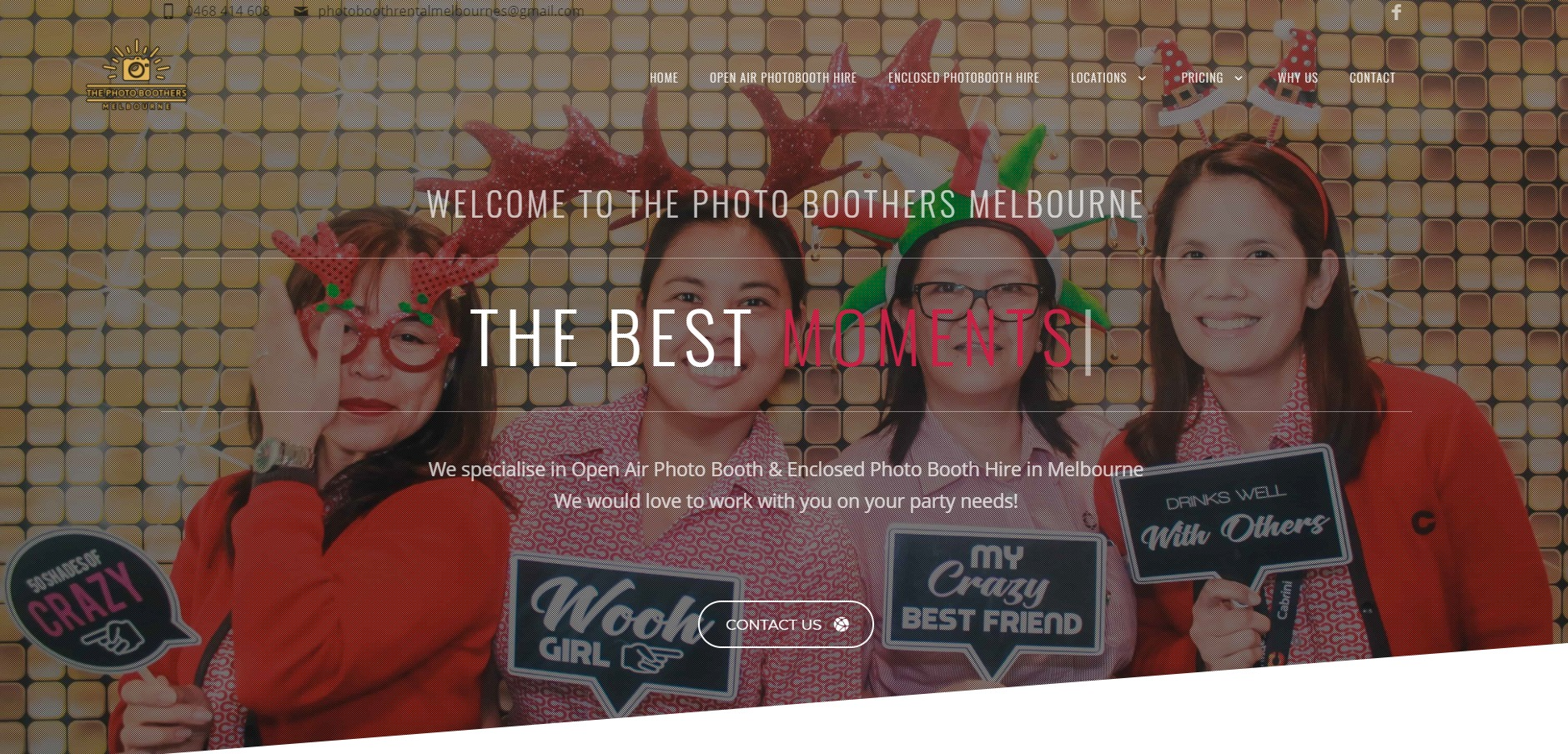 The Photoboothers Melbourne