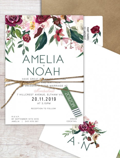 Lilykiss Wedding Stationery