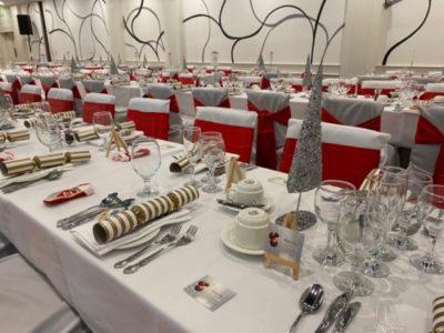 Christmas Lunch melbourne gala Ballroom