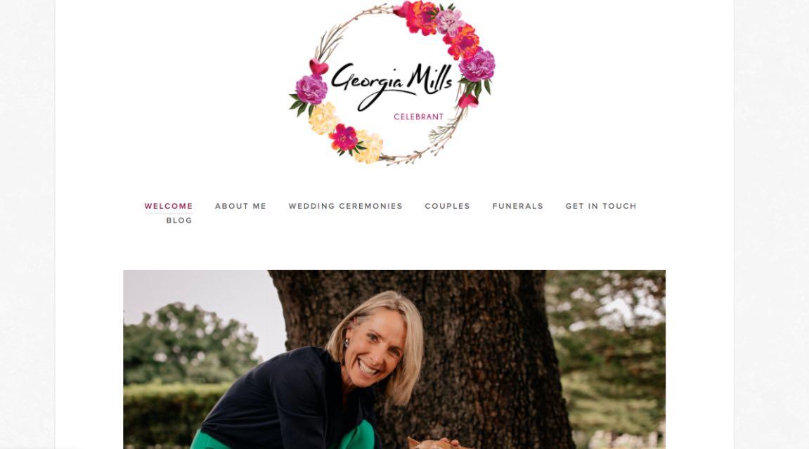 Georgia Mills Wedding Celebrant Melbourne