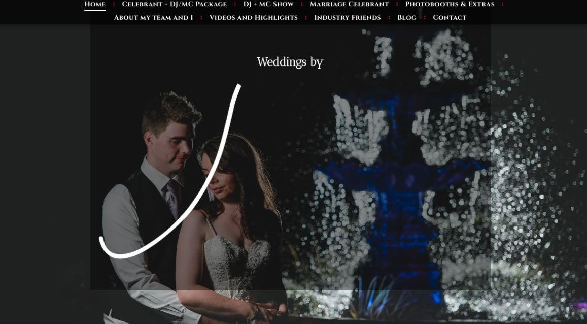 Jay Allen Wedding Celebrant Melbourne