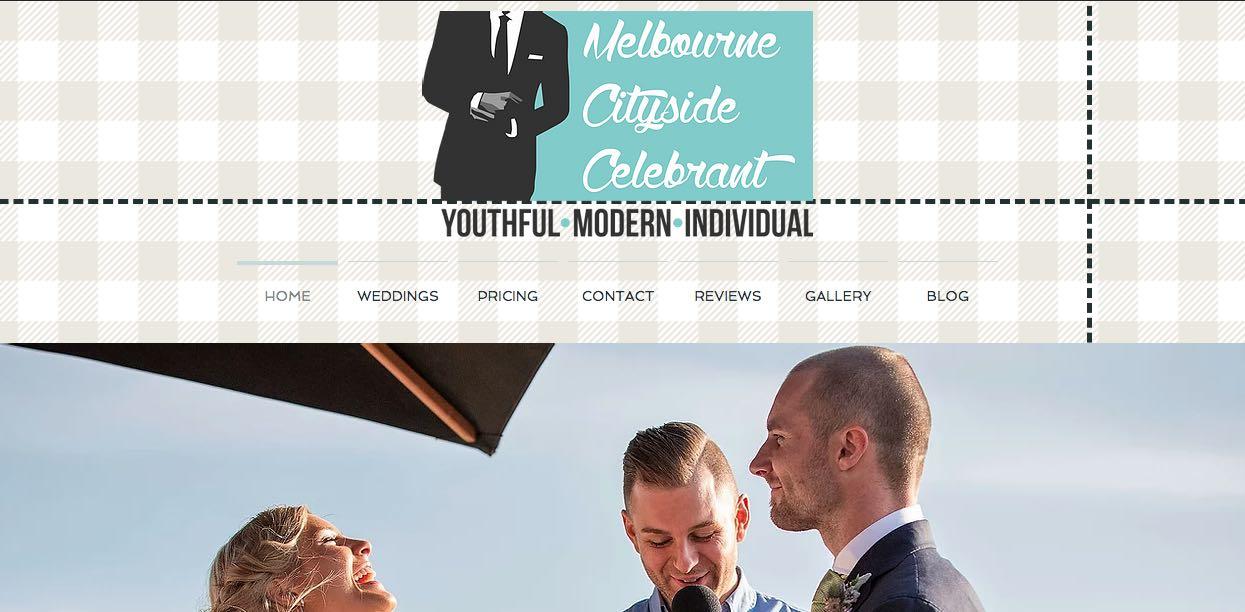 Melbourne Cityside Wedding Celebrant