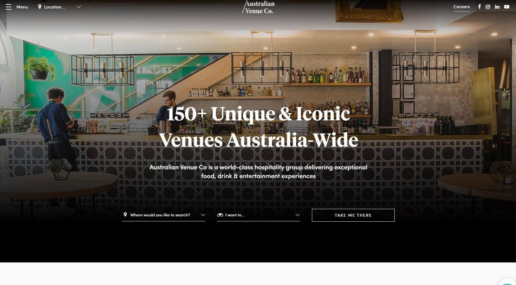 Australian Venue Co