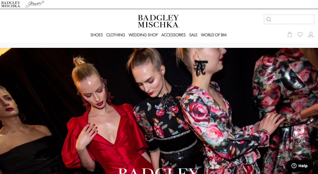 Badgley Mischka Wedding Shoe Shop Melbourne