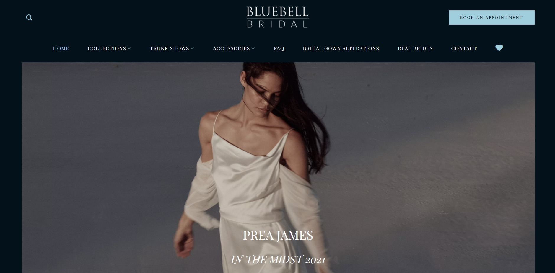 Bluebell Bridal Melbourne