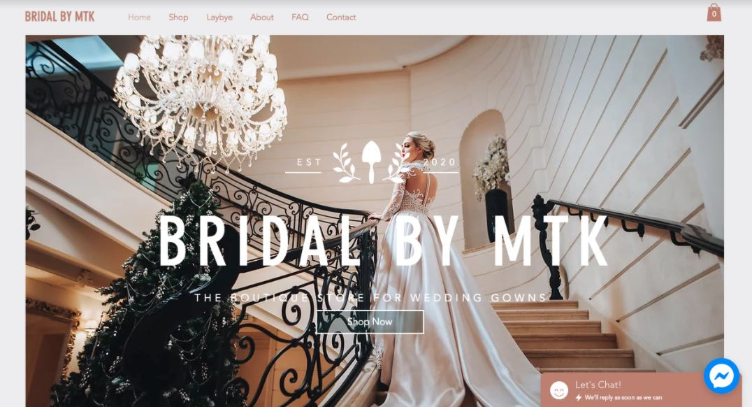 Bridal By Mtk Preloved Wedding Dress Shop Melbourne