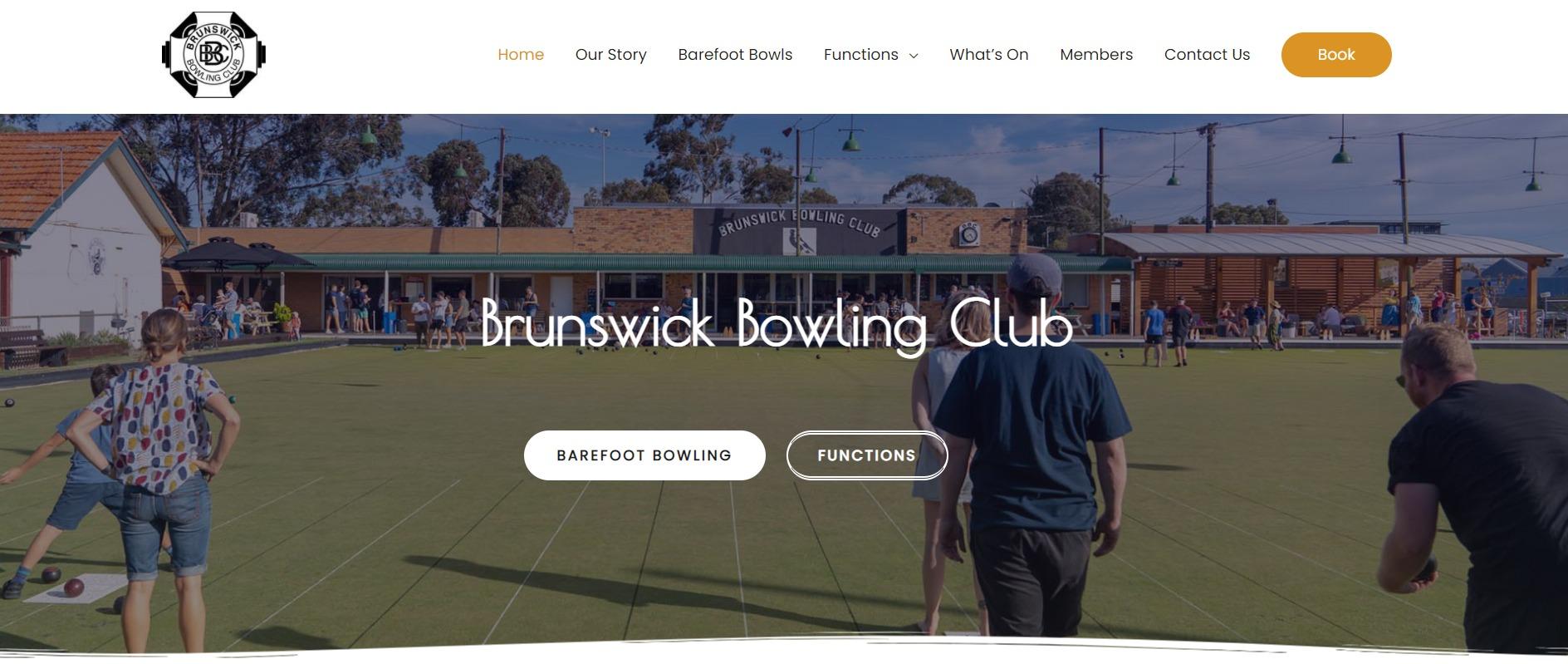 Brunswick Bowling Club Melbourne