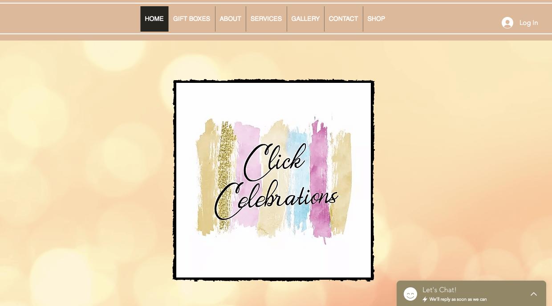 Click Celebrations