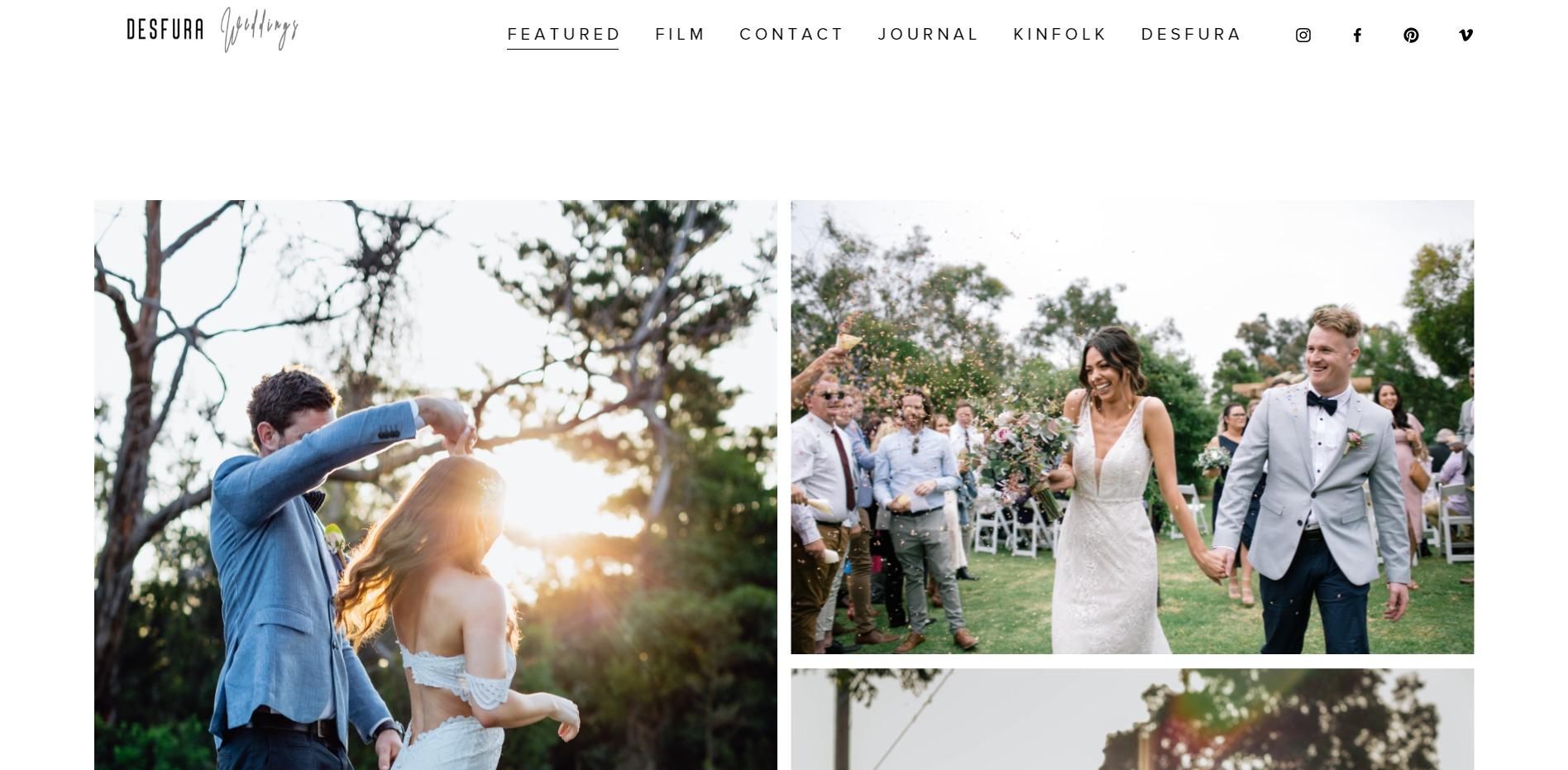 Desfura Weddings Melbourne