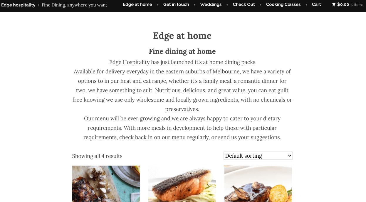 Edge Hospitality