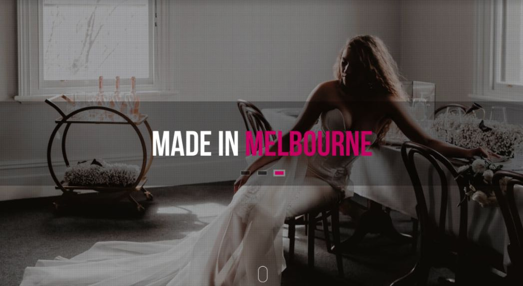 Elissa Marie Wedding Dress Designer Shop Melbourne