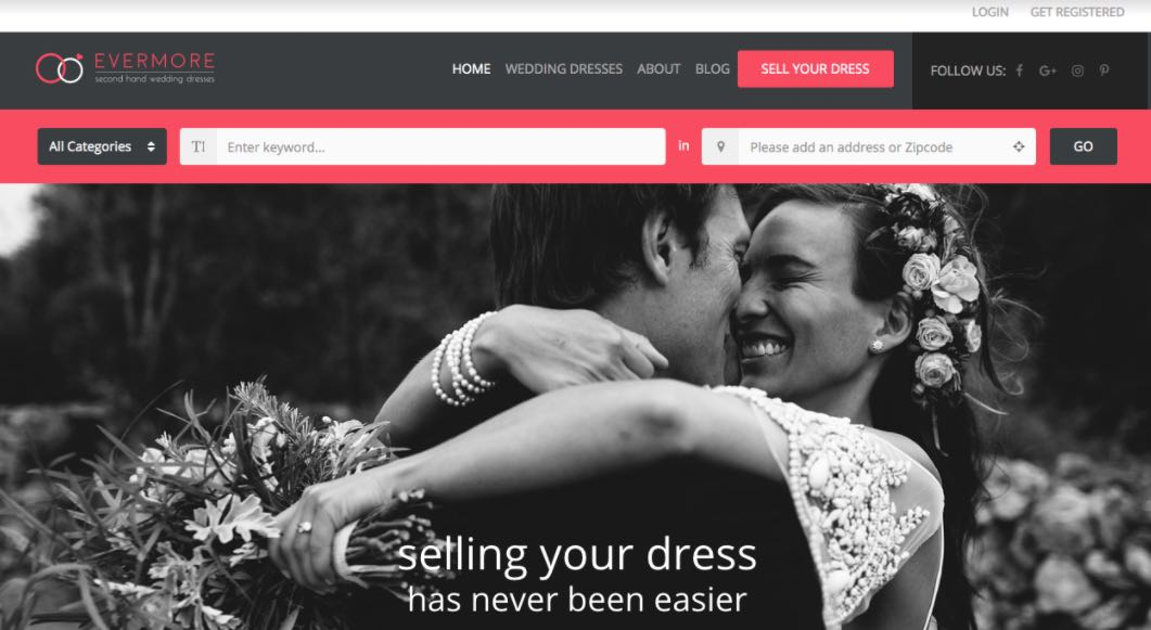 Evermore Preloved Wedding Dress Shop Melbourne