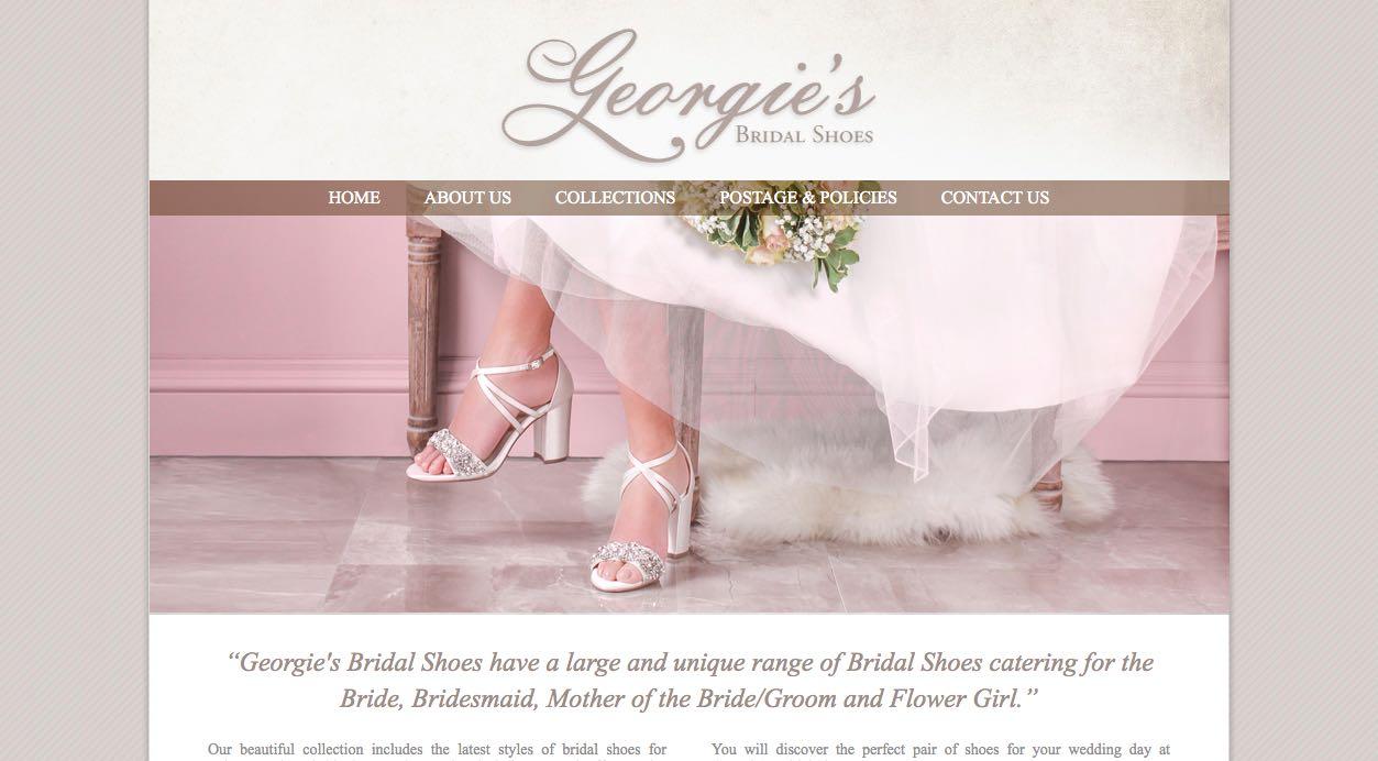 Georgie's Bridal Shoes Wedding Shoe Shop Melbourne