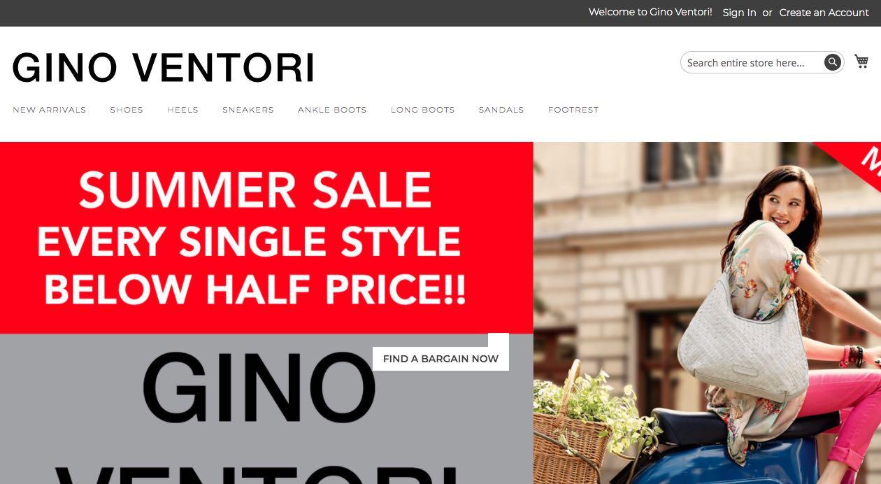 Gino Ventori Wedding Shoe Shop Melbourne