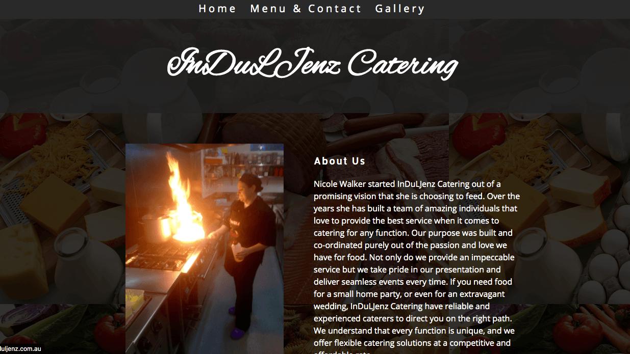 In Duljenz Catering