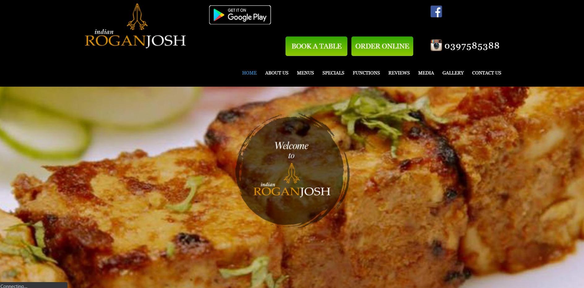 Indian Rogan Josh