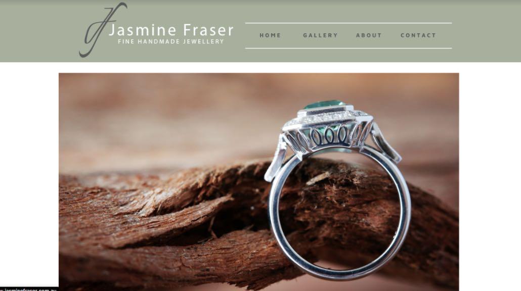 Jasmine Faiser Wedding Jewellery Shop Melbourne