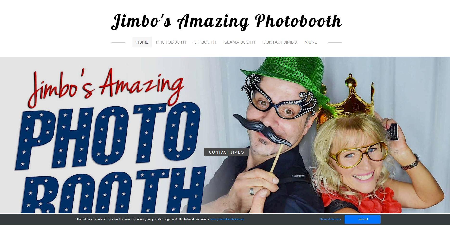 Jimbo's Amazing