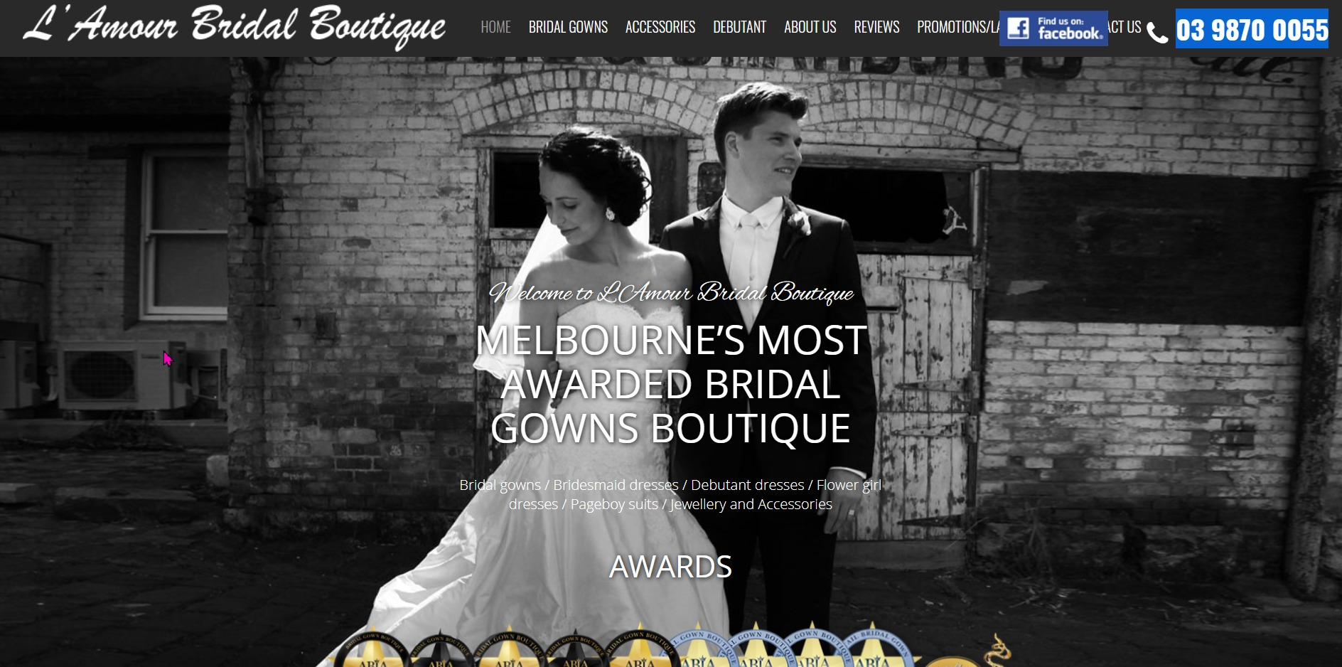 L'amour Bridal Boutique