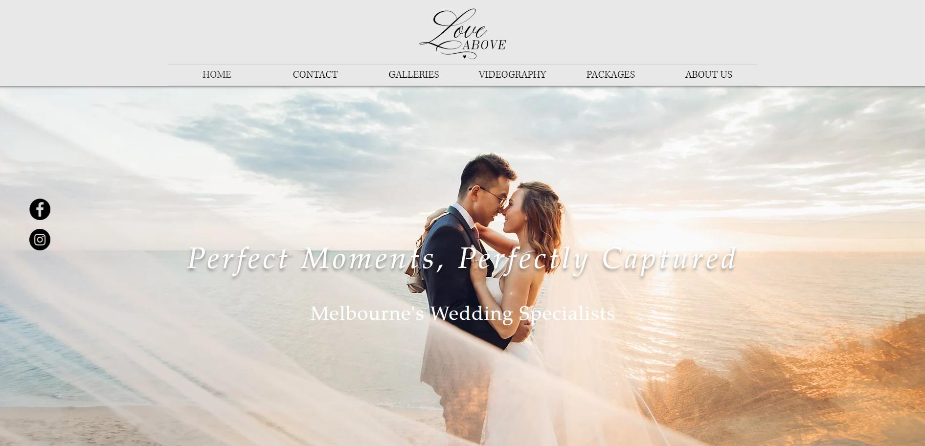 Love Above Wedding Photography