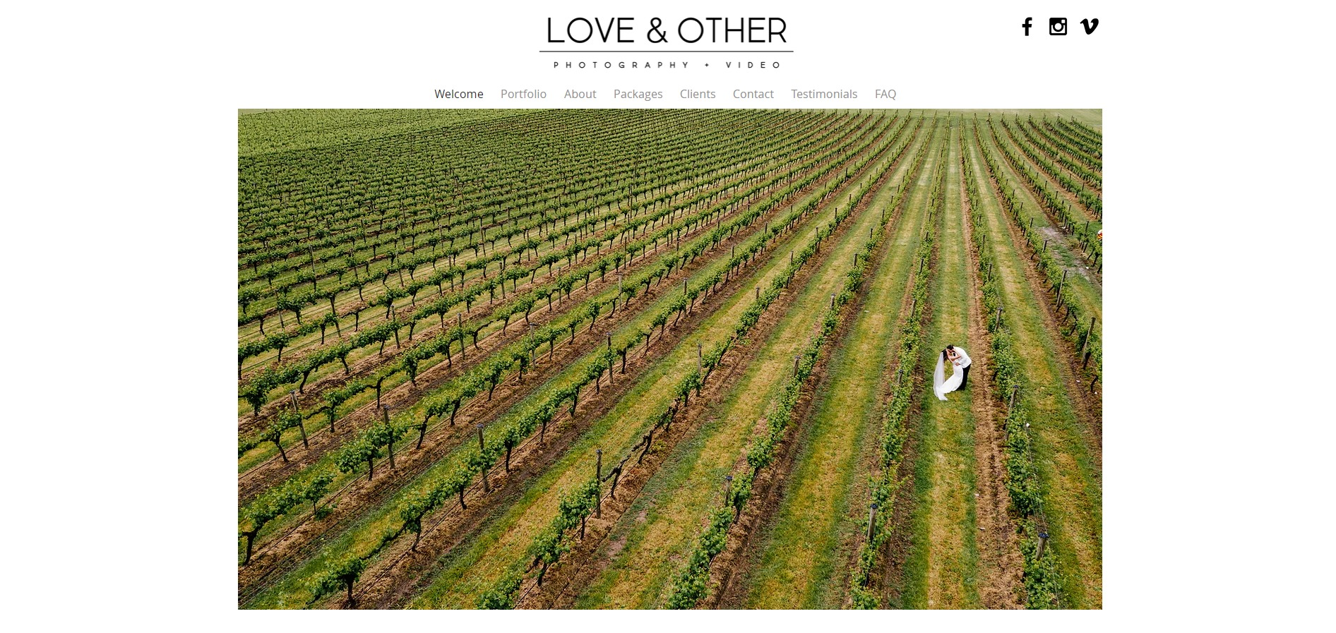 Love & Other Wedding Photography