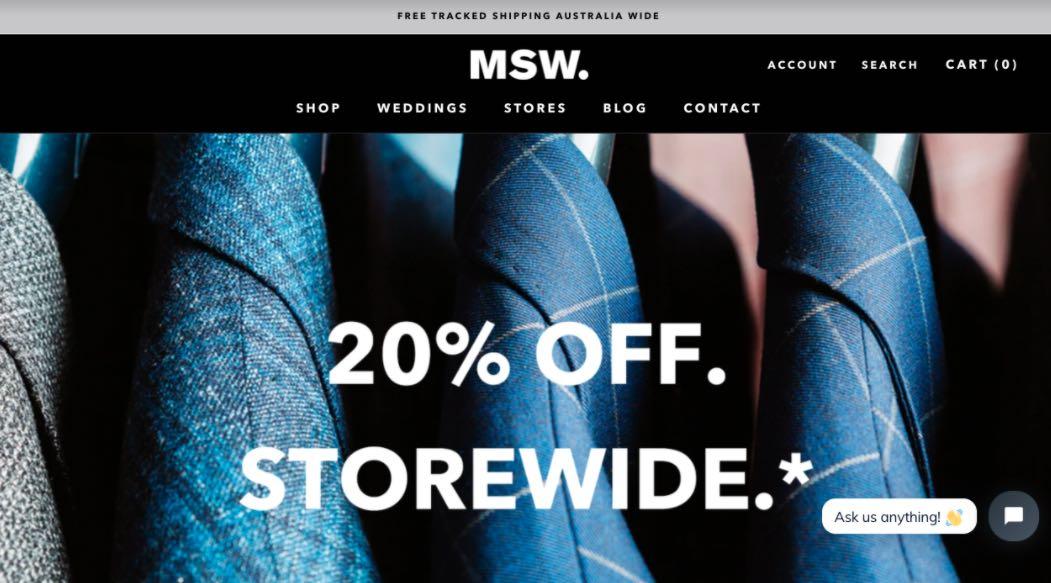 Mens Suit Warehouse Flower Girl Dress Shop Melbourne