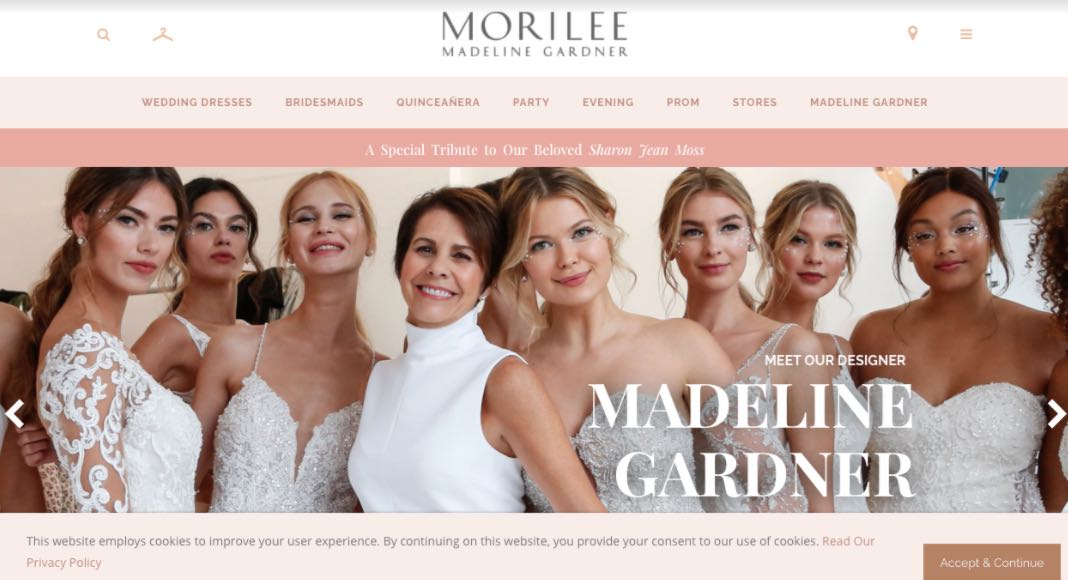 Morilee Wedding Dress Designer Shop Melbourne