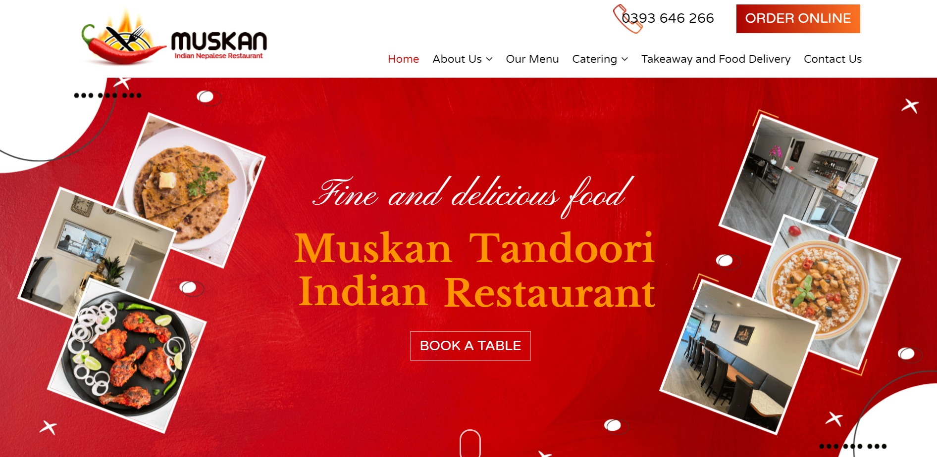 Muskan Indian Nepalese Restaurant