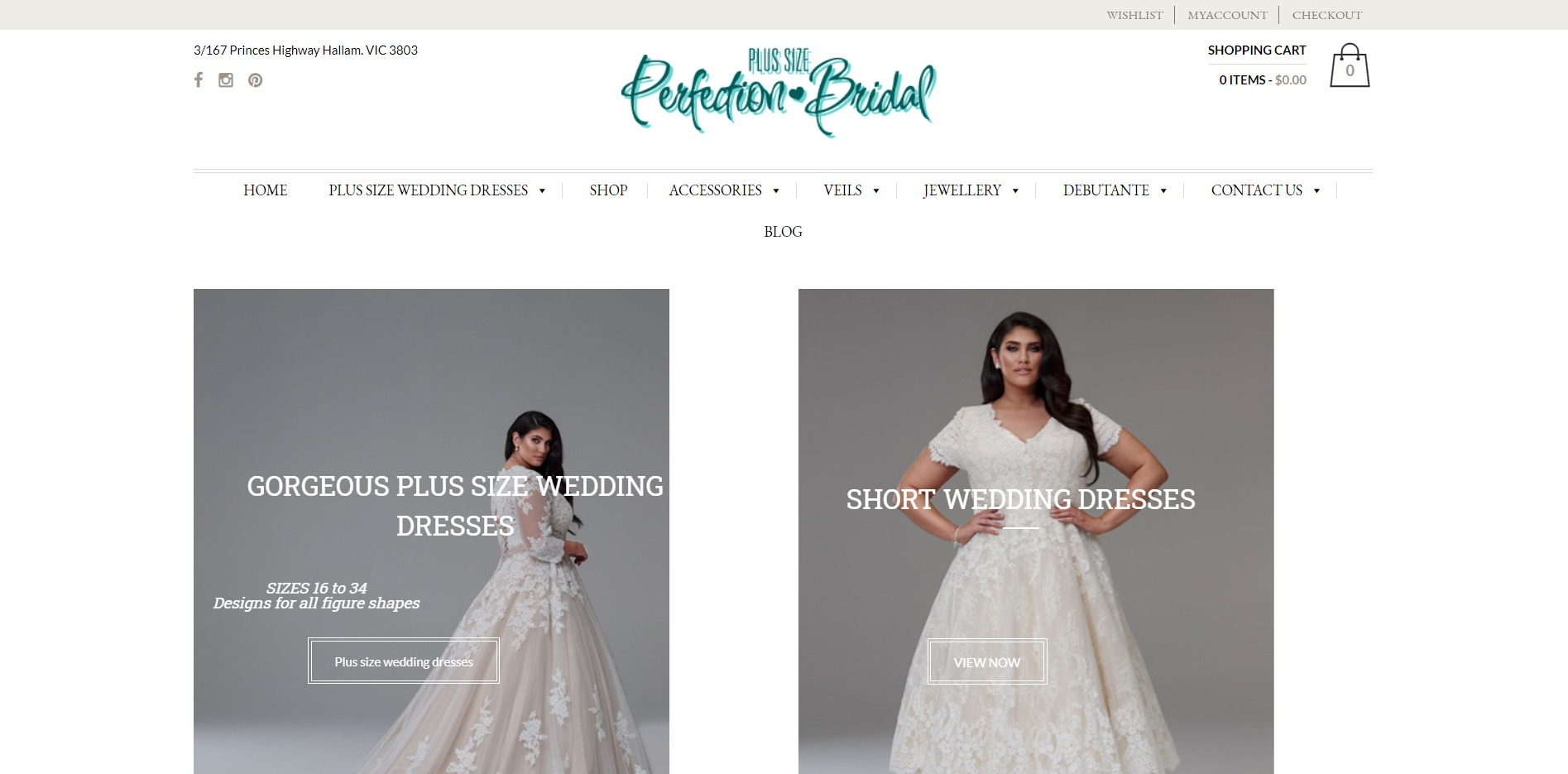 Plus Size Perfection Bridal