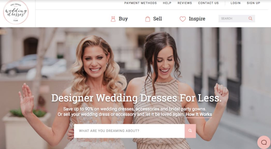 Preowned Preloved Wedding Dress Shop Melbourne