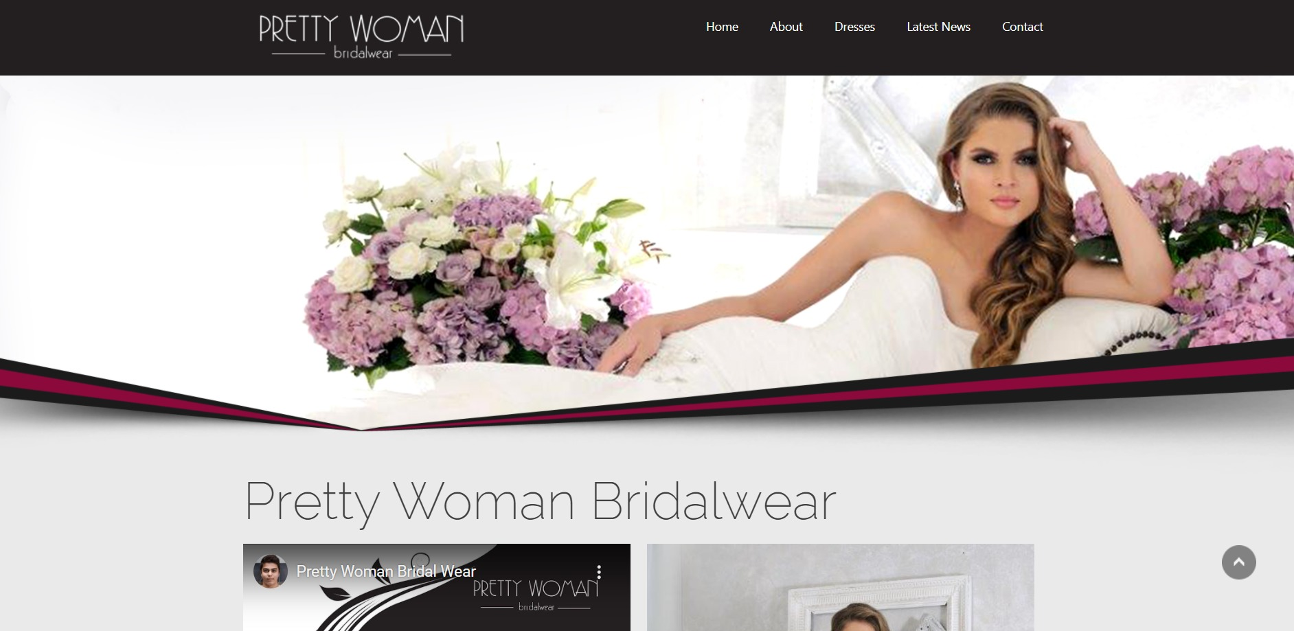 Pretty Woman Bridalwear