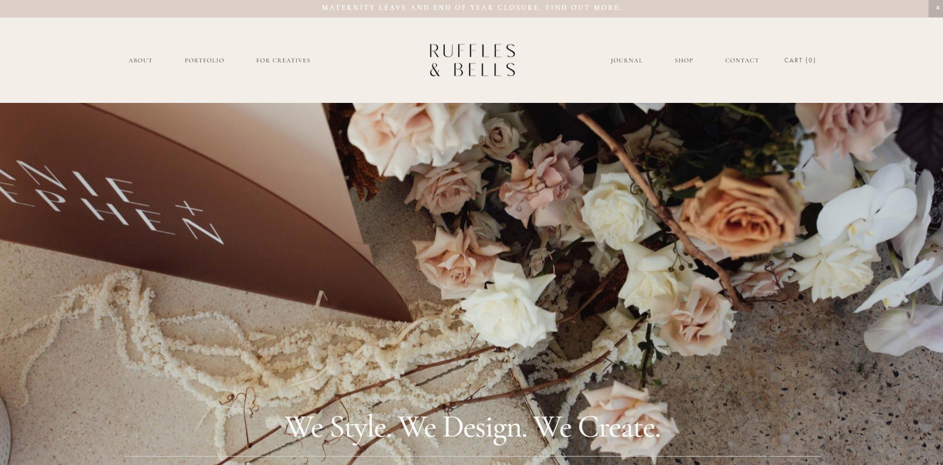 Ruffles And Bells